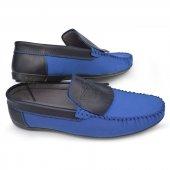 Dyl 2006 4 Renk Fabrikadan Halka Eko Rok Günlük Erkek Ayakkabı