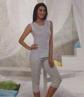 Sevim Baskılı Kadın Pijama Takımı 10706
