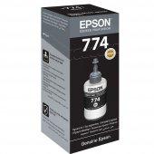 Epson T7741 M100 M105 M200 L605 L655 Orjinal Siyah Mürekkep