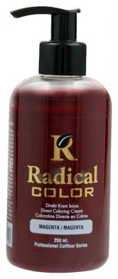 Radical Color Su Bazlı Saç Boyası (Magenta 250 Ml