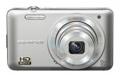 Olympus D 745 14 Mp Hd 720p Hd Video Silver Outlet
