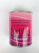 Natilus Konserve Ağda 800 Ml Titanyum