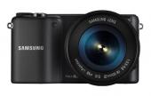 Samsung Nx2000 18 55mm Siyah Dijital Fotoğraf Makinesi