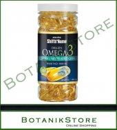 Shiffa Home Omega 3 Balık Yağı 1000 Mg 100 Softgel Kullanma Tarih