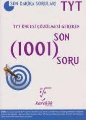 Karekök Tyt Öncesi Çözülmesi Gereken 1001 Soru