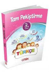 çözüm Yayınları 3.sınıf Türkçe Soru Bankası