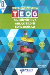 Yanıt Yayınları 8.sınıf Din Kültürü Ve Ahlak Bilgisi Soru Bankası