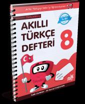 Arı Yayınları Akıllı 8.sınıf Türkçe Defteri