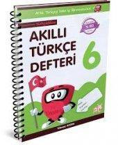Arı Yayınları 6.sınıf Akıllı Türkçe Defteri