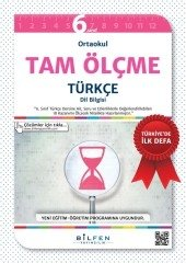 Bilfen 6.sınıf Türkçe Fasikül Tam Ölçme