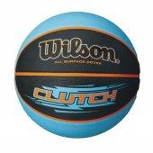 Wilson Basket Topu Clutch Rbr Blaqu Topbskwıl008