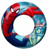 Bestway Spider Man Lisanslı Şişme Simit