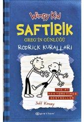 Saftirik Greg İn Günlüğü 2 Rodrick Kuralları
