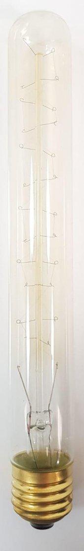 Edison Flemanlı Dekoratif Rustik T30 Ampul 40 Watt 22.5 Cm (+dim)