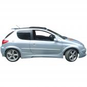 Peugeot 206 Tek Kapı Marşpiyel (Boyalı)