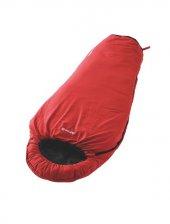 Outwell Convertible Junior Unisex Kırmızı Çocuk Uyku Tulumu