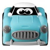 Chicco Turbo Hızlı Çek Bırak Araba Mavi