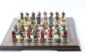 Satranç Takım K. Rus Ve Çeçen Savaşçıları, Helena Sehpa