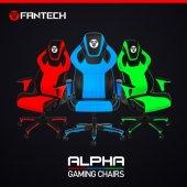 Fantech Alpha Oyun Koltuğu Mavi