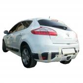 Renault Megane 3 Difüzör (Boyalı)