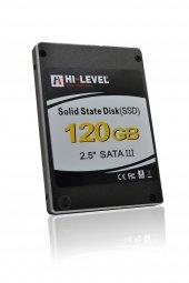 Hı Level 120 Gb Sata3 550 530mb S + Aparat Ultra Ssd