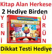 5 Yaş Dikkati Güçlendirme Seti Adeda Yayınları Yeni Süper Fiyat