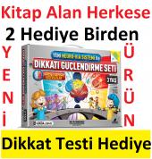 3 Yaş Dikkati Güçlendirme Seti Adeda Yayınları Yeni Süper Fiyat