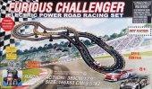 Furious Challanger Elektrikli Büyük Yarış Pisti