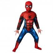 Spiderman Homecoming Kostüm 5 6 Yaş