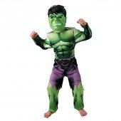 Hulk Klasik Kostüm 7 8 Yaş