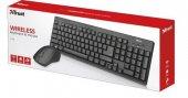 Trust Ziva Wireless Keyboard+mouse Tr 22118