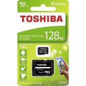Toshiba 128gb Exceria Micro Sdxc Thn M203k1280ea Bellek Kartı