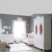 Bebek Odası , Garland Bebek Odası, Setay Ahşap Bebek Odaları