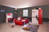 Arabalı Yatak , Genç Odası , Araba Yatak Full Ferrari , Setay
