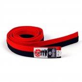 Daedo Taekwondo Pum (Kırmızı Siyah) Kuşak Cınt 1533 Daetkwkşk001