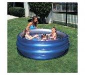 Bestway Büyük Boy, 3 Boğum, Metalik Şişme Aile Havuzu 51042