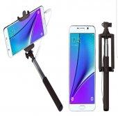 Samsung Galaxy A3 2017 Kulaklık Girişli Selfie Özçekim Çubuğu