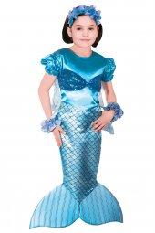 Deniz Kızı Kostümü