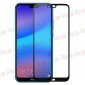 Huawei P20 Lite 3d Komple Kapatan Kırılmaz Cam Ekran Koruyucu