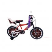 Ironstone 16 Jant Kapaklı Bisiklet Spiderman 4 7 Yaş
