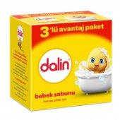 Dalin Bebek Sabunu 3lü