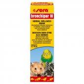 Sera Bronchipur W Kuş Ve Sürüngen Soğuk Algınlığı 50ml