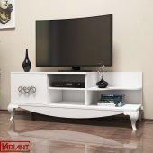 Variant Sultan Tv Ünitesi Tv Sehpası (Beyaz)