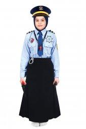 Polis Kostümü (Kız Çocuk)