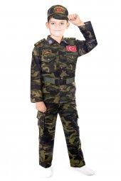 Türk Askeri Kostüm