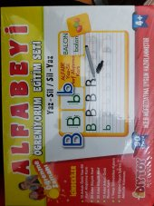 Alfabeyi Öğreniyorum Eğitim Seti (+4 Yas Üzeri)