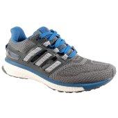 Adidas Energy Boost 3 W Gri Mavi Erkek Koşu Ayakkabısı