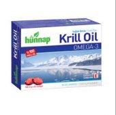 Hunnap Gida Tak.30 Kapsul Krill Oil Ice Sea