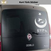 Kurt Türk Oto Sticker