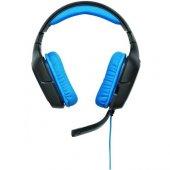 Logıtech G430 Oyuncu Baş Üstü Mikrofonlu Kulaklık 981 000537